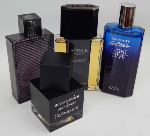 Perfumes and After Shave