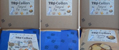 Top Collar – Fresh, Fun, Natural Pet Treats - new packaging
