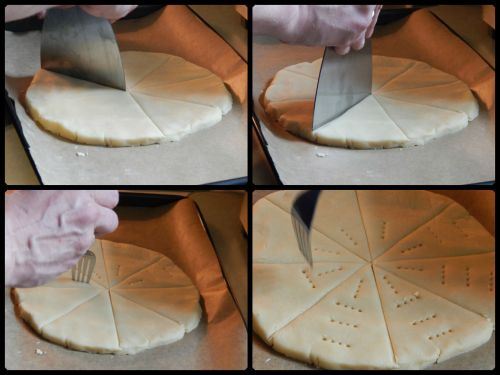 Traditional Shortbread method pic 2