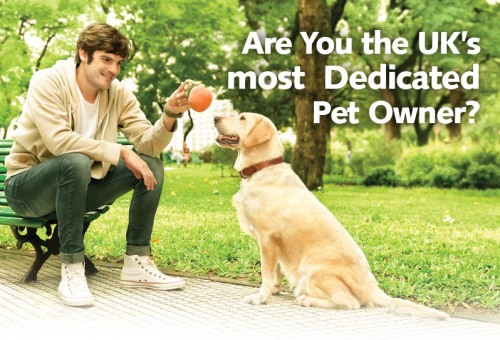 UK's Most Dedicated Pet Owner Competition from Frontline