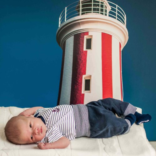 Baby #ootd – Ahoy Sailor