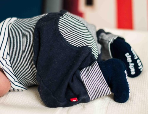 Baby #ootd – Ahoy Sailor   ..