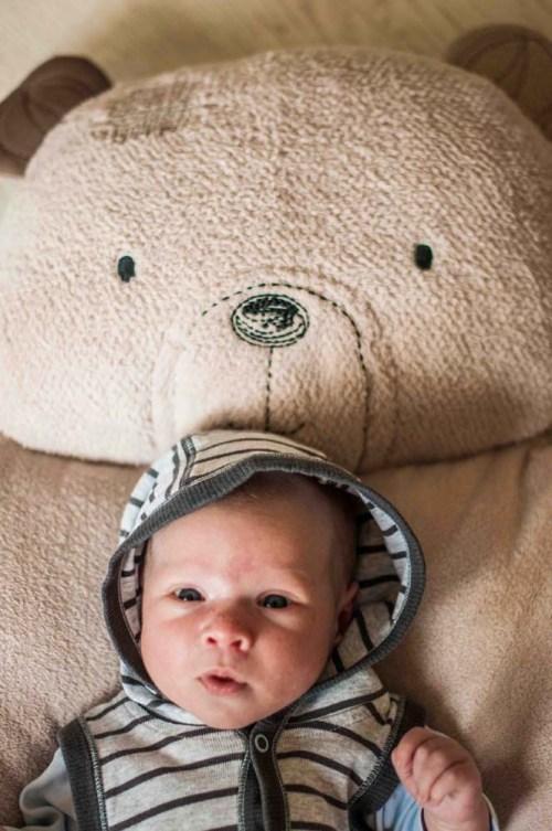 Baby #ootd Hug a Hoodie