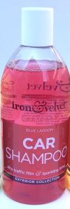 iron & velvet Car Shampoo