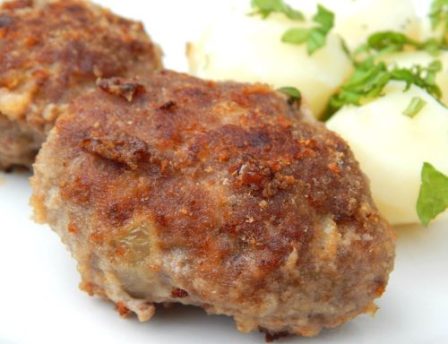 Kotlety Mielone - Polish Meatballs