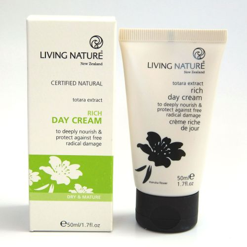 MyPure Choice – Rich Day Cream by Living Nature