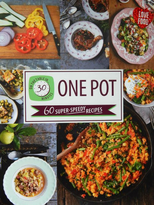 Parragon Books On the table in 30 One Pot