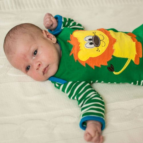 1 Baby #ootd – King of the Jungle