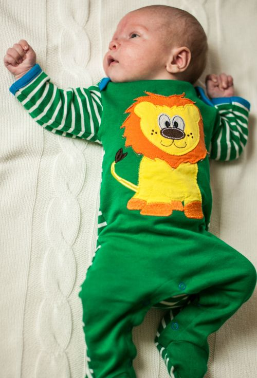 2 Baby #ootd – King of the Jungle