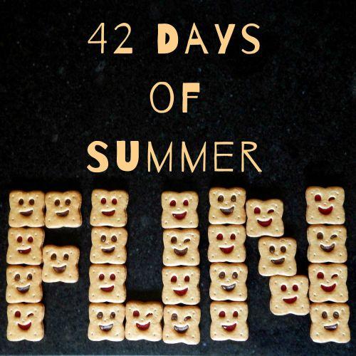 42 Days of Summer #Sweeet Challenge