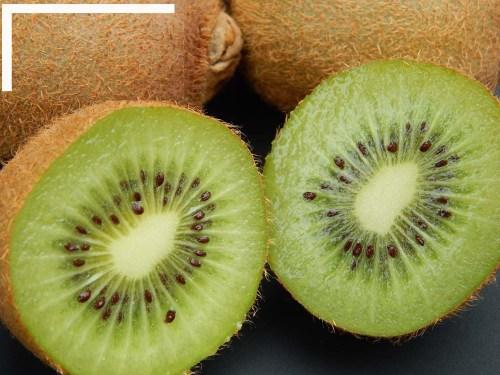 Kiwi cut out