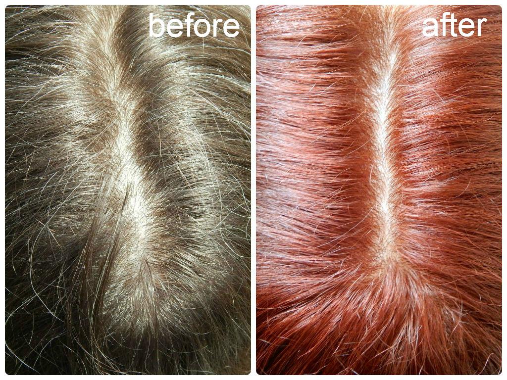 Mypure Choice Naturtint Permanent Hair Colorant Bark Time