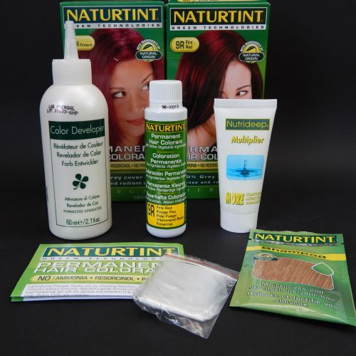 MyPure Choice – Naturtint - Permanent Hair Colorant