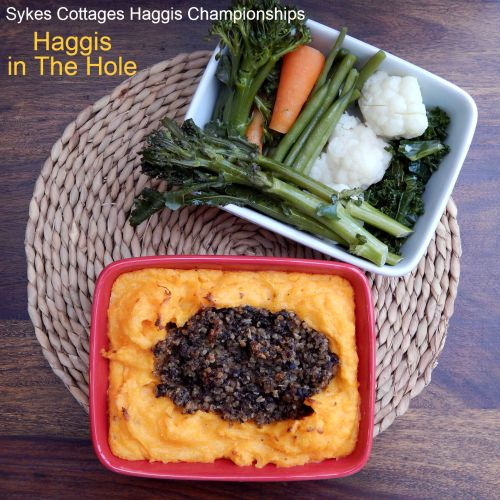 Sykes Cottages Haggis Championships – Haggis in The Hole