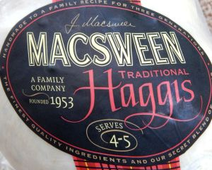 Sykes Cottages Haggis Championships -- Haggis in The Hole