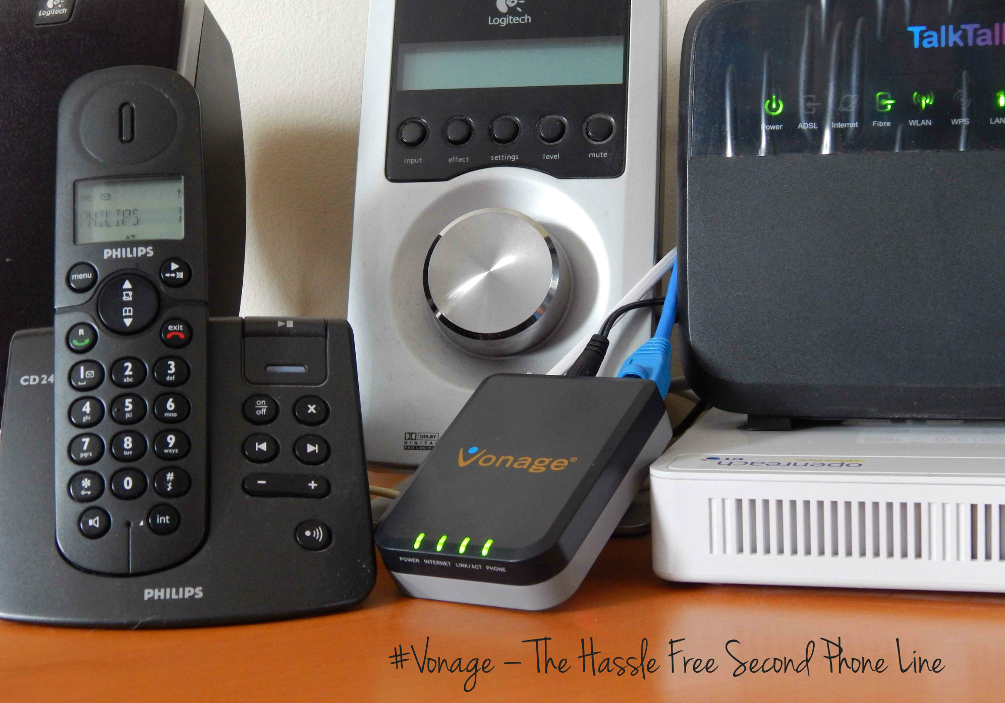 Vonage – The Hassle Free Second Phone Line | Bark Time