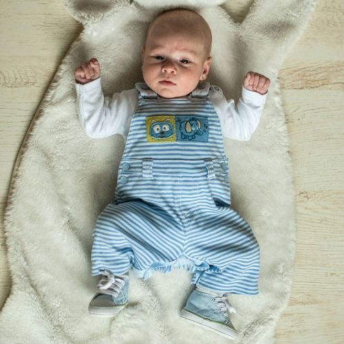 1. Baby #ootd – Comfy Dungarees