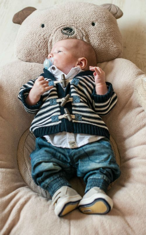 1. Baby #ootd – The Little Man