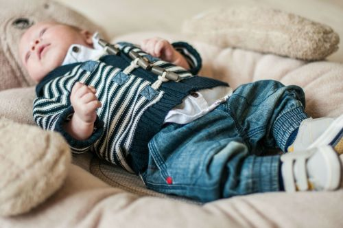 2. Baby #ootd – The Little Man
