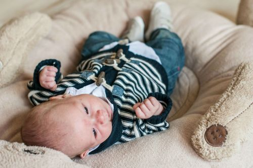 3. Baby #ootd – The Little Man