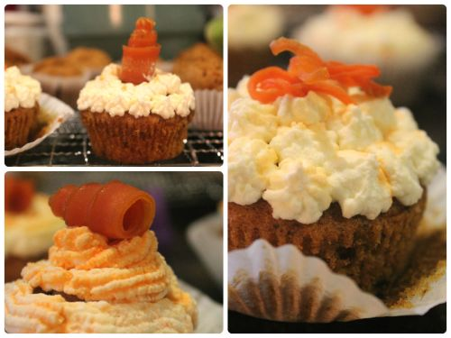 4. Autumn Cupcakes for #bettabakeoff