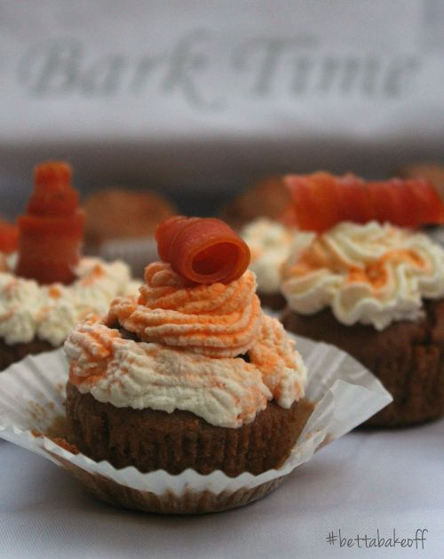 7. Autumn Cupcakes for #bettabakeoff