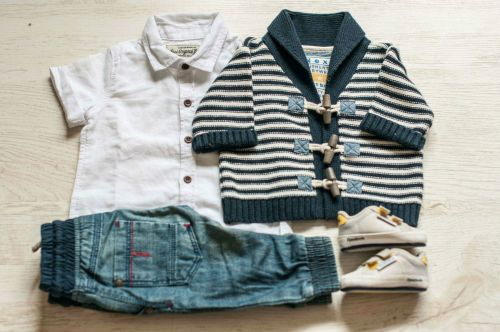 7. Baby #ootd – The Little Man