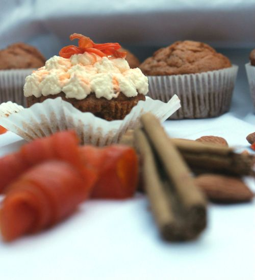 my autumn cupcakes for #bettabakeoff