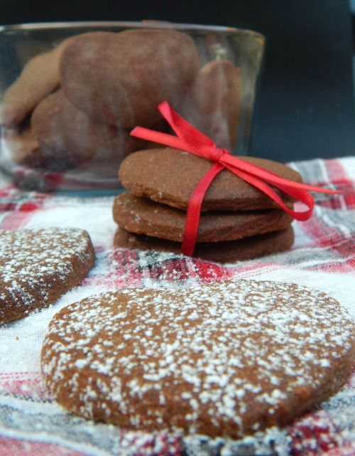 Quick and Easy Cinnamon Biscuits.
