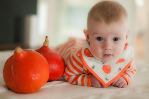 1. Baby #ootd – My First Halloween
