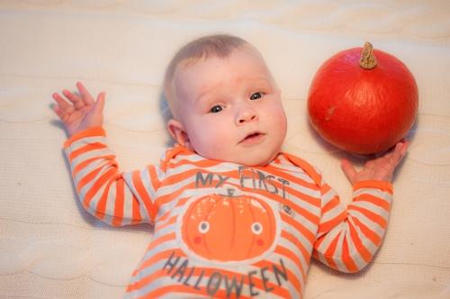 2. Baby #ootd – My First Halloween