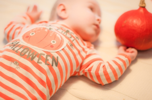3. Baby #ootd – My First Halloween