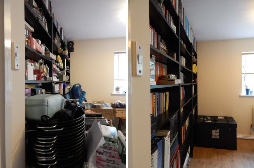 The 4-Box Challenge Before and After