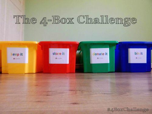 The 4-Box Challenge
