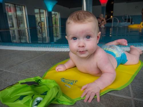 Baby #ootd – Little Swimmer