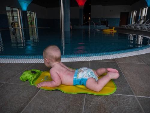 Baby #ootd - Little Swimmer