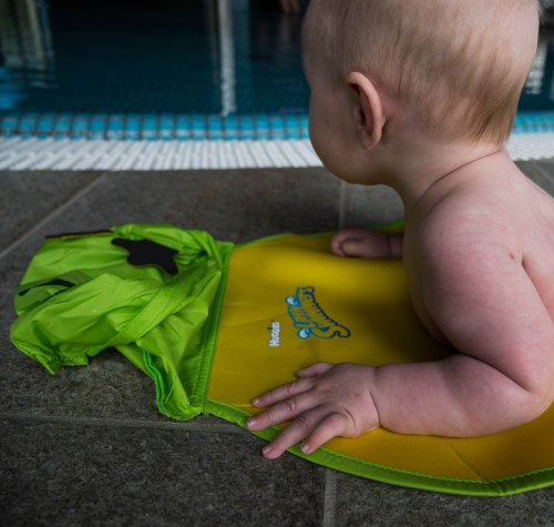 Baby #ootd - Little Swimmers