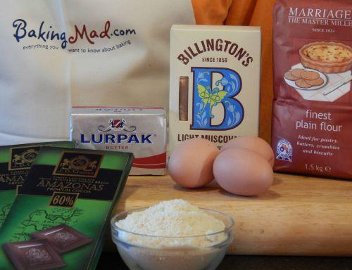 Baking Mad! – Chocolate Brownies