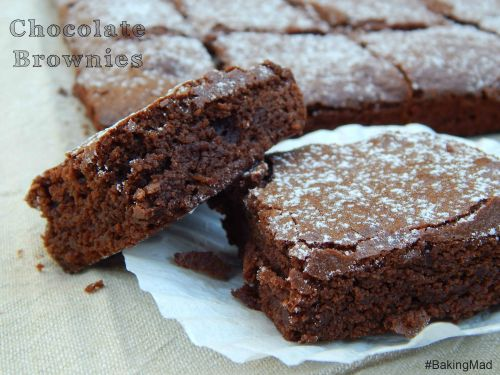 Baking Mad! – Quick and Easy Chocolate Brownies