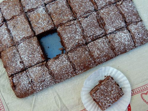 Baking Mad! Quick and Easy Chocolate Brownies