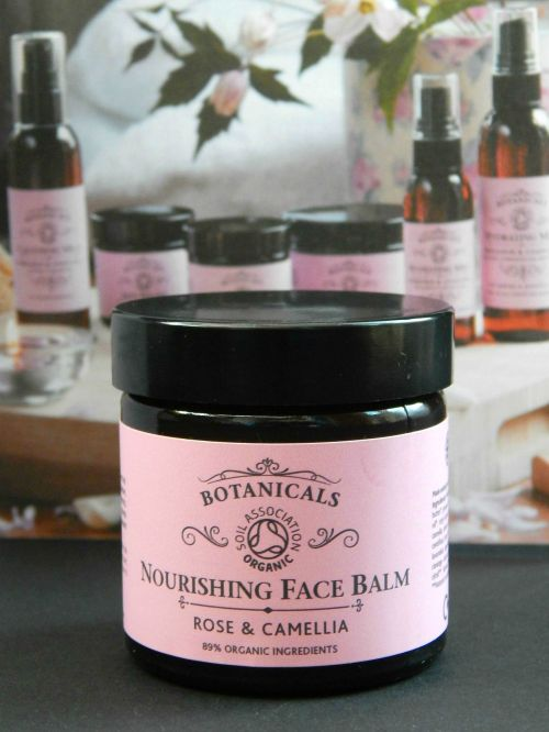 Botanicals Nourishing Face Balm Rose & Camellia