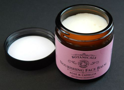 Botanicals Nourishing Face Balm Rose & Camellia.