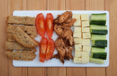 Finger Food Platter - Cherry Tree Farm