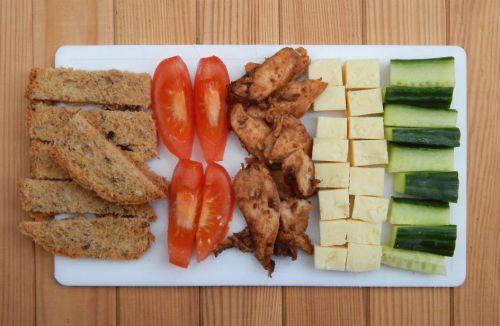Finger Food Platter - Cherry Tree Farm