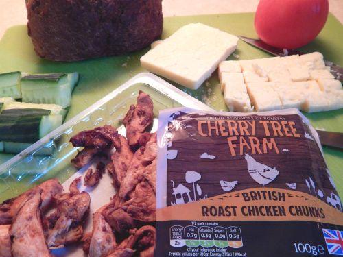 Finger Food Platter Cherry Tree Farm