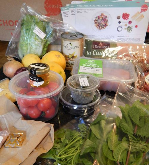 Gousto – Simply Cook – The Recipe Box