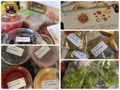 Gousto - Simply Cook - The Recipe Box
