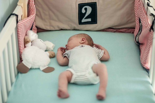 How to create a safe sleeping environment for your baby