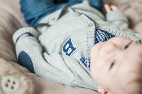 3. Baby #ootd – Ready for Christmas dinner