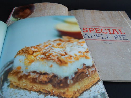 House of Fraser – The Blogger's Recipe Book and My Special Apple Pie Recipe